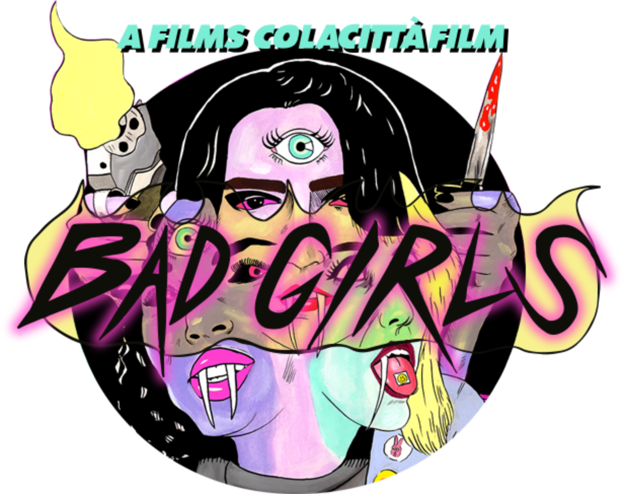 Bad Girls Movie Main Logo